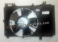 Вентилятор радиатора Мазда 2 2007-2015