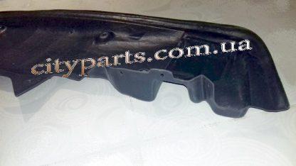 Защита бампера Мерседес W210