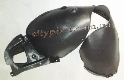 Подкрылки передние Citroen C3