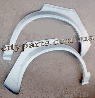 Задние арки Гольф 1