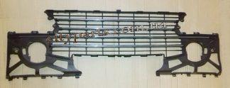 Решетка бампера хром Пежо 307