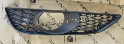Решетка противотуманки Audi Q7 S-line